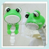 bathroom shower head holder with suction cup ,chrome finish hand shower holder, lotion pump bottle