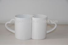NEW PRODUCT for 2013 stoneware material i love you mugs