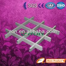2012 Decorative aluminium grid ceiling