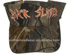 custom tree camo visors