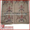 Logo personnalisé foulard en soie d'impression numérique