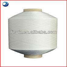 Polyester twist yarn
