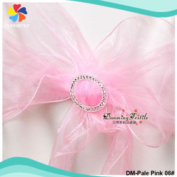 High quality/Wholesale Price Organza Sash 18*275CM With Diamond Buckle