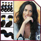 100% top quality smart and fascinating 8-40 inches hair serum black hair