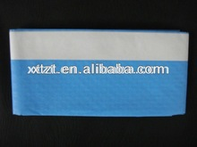 alcohol free/alcohol repellent 2012 new product disposable Surgical Drapes for surgeons in surgical and medical use