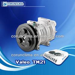 TM21/DKS22 Original Valeo compressor for mini-bus