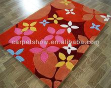 Handtufted custom wool rugs
