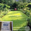 حديقة النباتات الصف الأسمدة: الغولف العشب، حديقة حديقة. فيلا في الحديقة، الأحزمة الخضراء الأسمدة الفوسفاتية monopotassium( mkp)