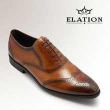 Elation Campus Wing Tip Lace-up Oxford