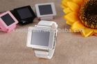 Newest watchphone i5,1.8 inch touch screen watch moblie phone, sliding menu ,java, 2.0mp camera