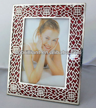2013 NEW brass photo frame metal picture frame with beautiful design