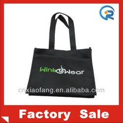 Eco-friendly Non woven materal decorative reusable bags