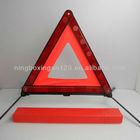 New Roadside Emergency Warning Triangle KIT
