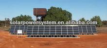 solar powered storage battery 5000W