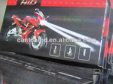35w ac dc h6 bulb xenon kit for moto 4300k 6000k 8000k