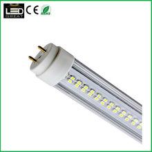 rotatable end 24w led tube t8 150cm 5ft