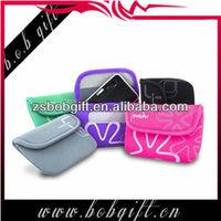 Simple design colourful neoprene laptap case for ipad mini