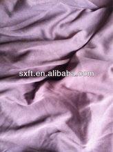 100% polyester 50D interlock super micro fibre knitting fabric