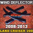 TOYOTA LAND CRUISER LC200 WINDOW DEFLECTOR 2008-2013