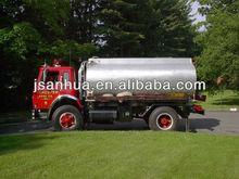 Heavy Duty Dongfeng 4x2 Aluminum16CBM Oil Truck Or Oil Tank Truck Or Oil Tanker Truck On Hot Sale