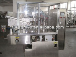 silicone sealant tube filling and sealing machine