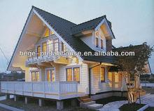 prefabricated modular villa,prefab housing