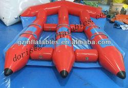 (Qi Ling) inflatable flying fish banana boat