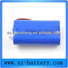 18650 3000mah li ion battery for PDA