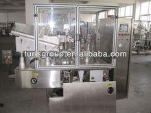 condensato latte di riempimento e impianto di tenuta