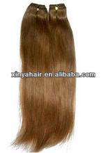AAAA grade high quality fashion light color virgin remy Malaysian hair human