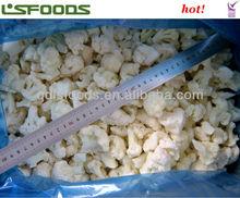Frozen Chinese cauliflower