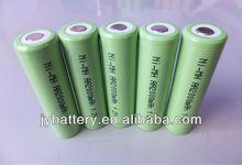 1 Card 4xAA, 2000mAH 1.2v rechargeable battery