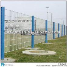 temporary fence base