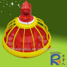 Pan Feeders for Poultry Closed House