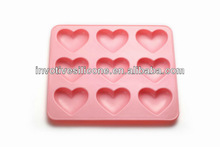 Hot selling Sedex audit fatory durable custom shape silicone chocolate molds