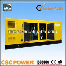 500kw silence diesel generator set manufacturers