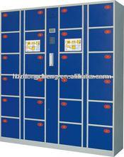 Electronic digital locks for lockers
