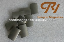 High quality tile shape permanent ndfeb magnets