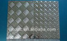 Aluminum checker plate weight