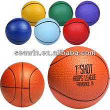 7CM PU Free Stress Basketball
