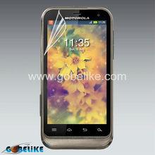 screen protector cutter for Motorola DEFY XT XT556 clear screen protector & tablet pc screen guard