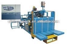 Closing carton box machine equipment