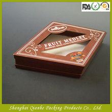 Diamond shape cake box,funny paper pizza box
