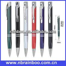 2013 Hot selling aluminium promotional metal pen parker refill