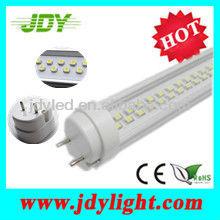 Office Lighting 18W LED Tube Light T8 Driver Inside