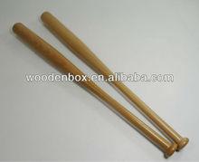 Natural Wooden Baseball bat