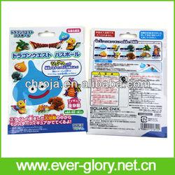 Hot Sale Eco-friendly Aluminum Foil Bags For Toys
