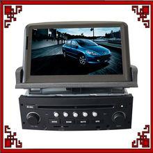 auto gps radio for peugeot 307