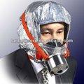 precio bajo el fuego de fumar escape máscara de gas