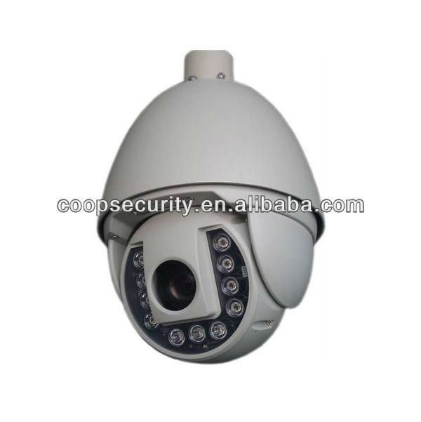 Wifi/ 3G/POE High Speed Dome, 360 Degree Camera